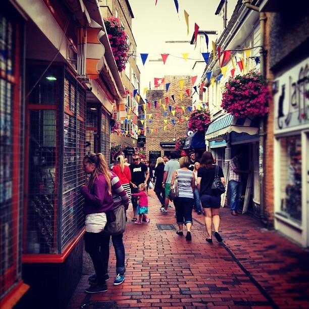 Reasons to visit Brighton - The Lanes