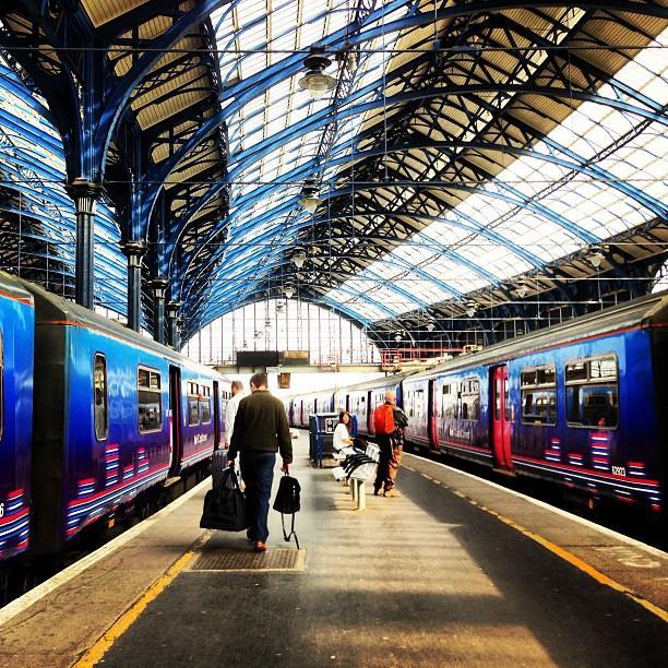 Reasons to visit Brighton - Brighton Railway Station (BTN)