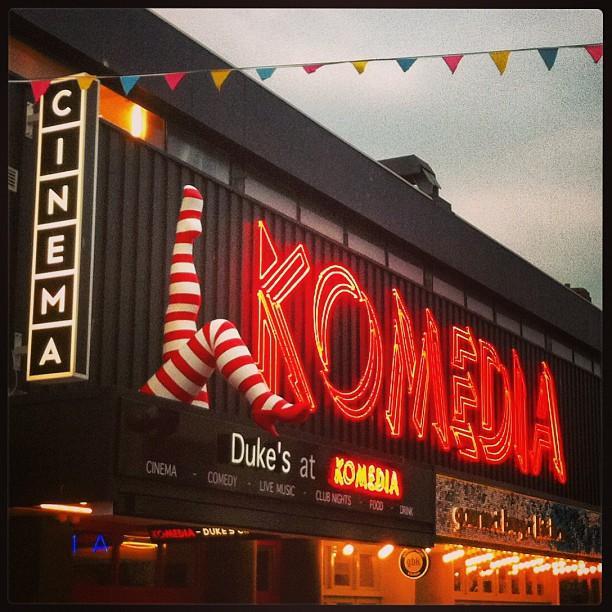Reasons to visit Brighton - Duke's At Komedia