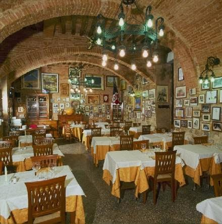 Reasons to eat out in Siena - Ristorante Guido