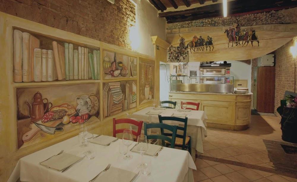 Reasons to eat out in Siena - Ristorante alla Speranza