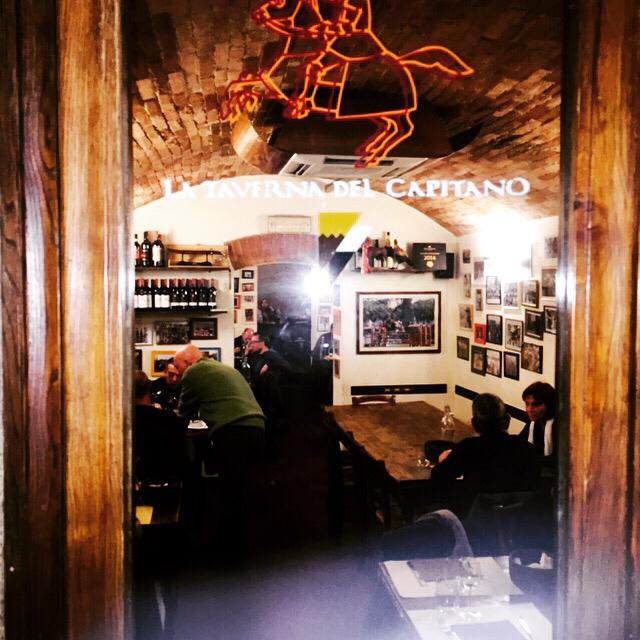 Reasons to eat out in Siena - Ristorante La Taverna del Capitano