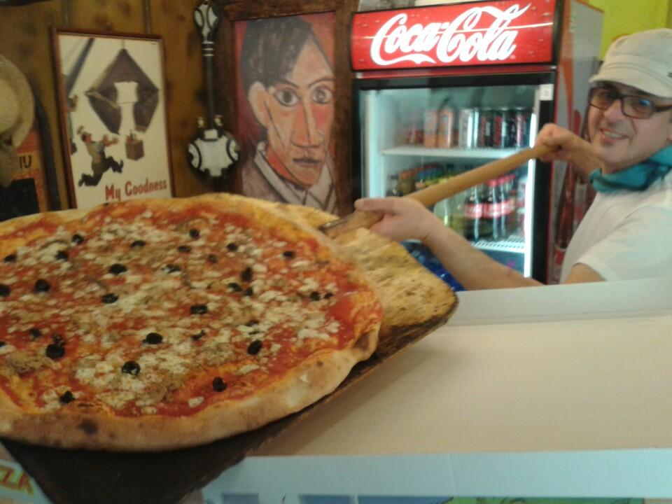 Reasons to eat out in Siena - Mister Pizza