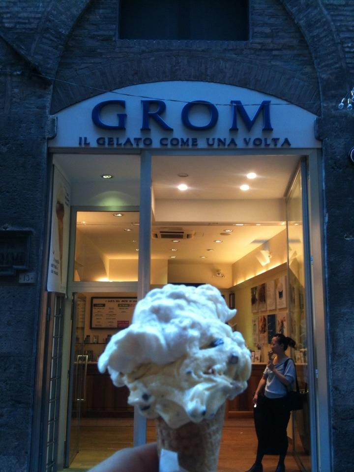 Reasons to eat out in Siena - Grom
