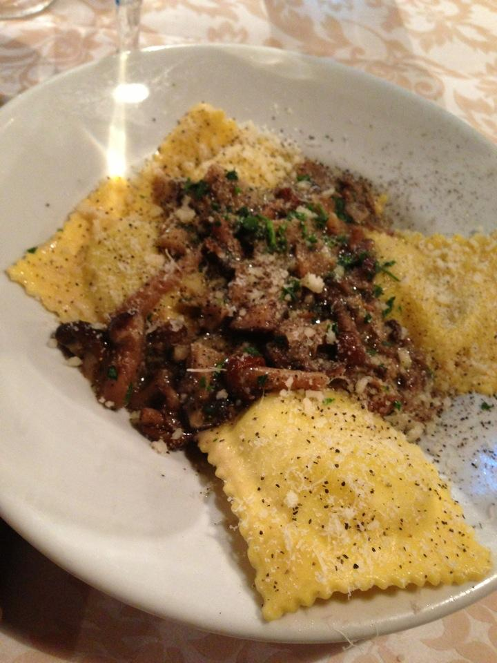 Reasons to eat out in Siena - Trattoria Papei