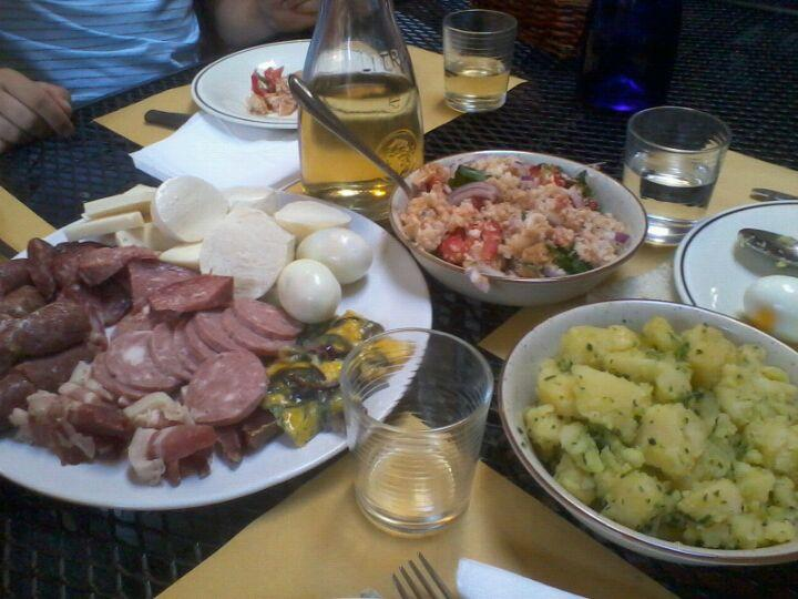 Reasons to eat out in Siena - Osteria il Grattacielo