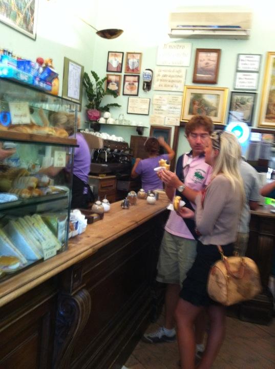 Reasons to eat out in Siena - Caffè' Fiorella