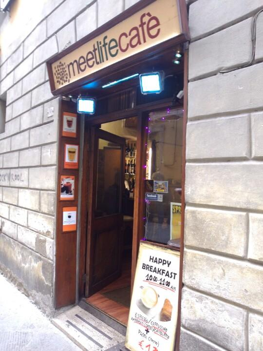 Reasons to eat out in Siena - Meetlife Cafè