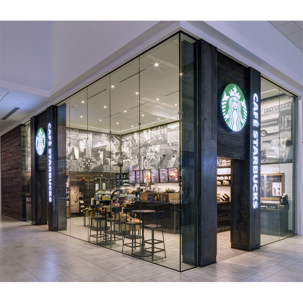 Reasons to eat out in Edmonton, Canada - Starbucks