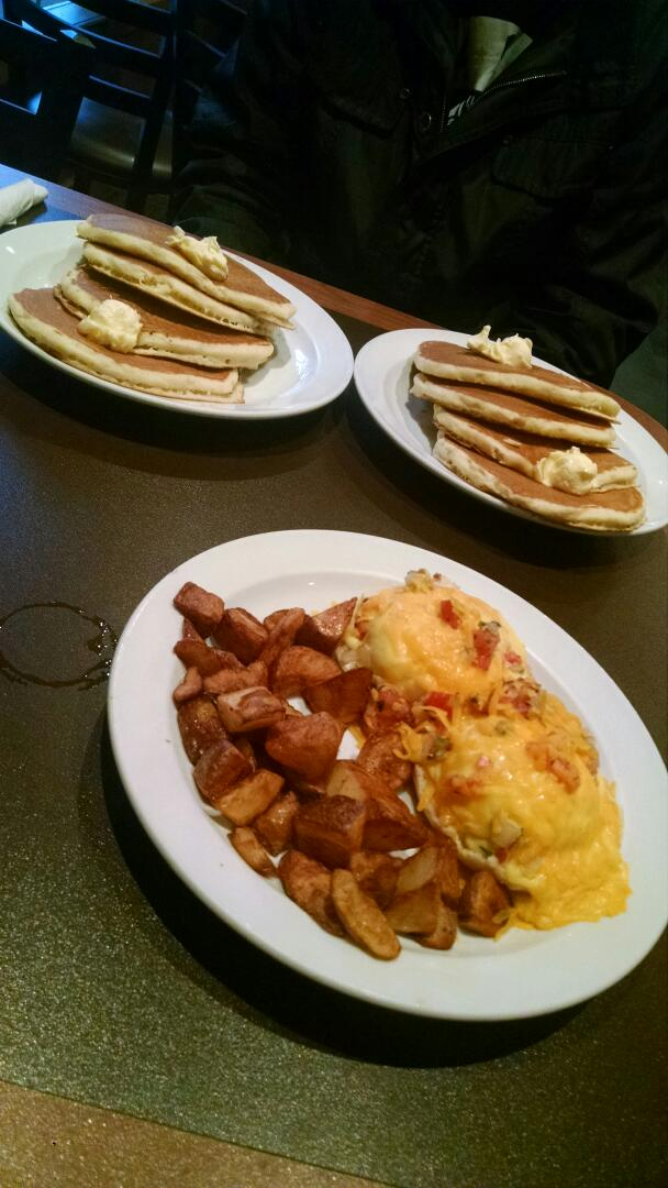 Reasons to eat out in Edmonton, Canada - Denny's