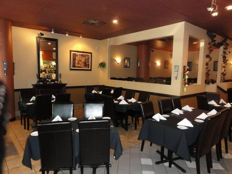 Reasons to eat out in Edmonton, Canada - Pazzo Pazzo Italian Cuisine Downtown Edmonton
