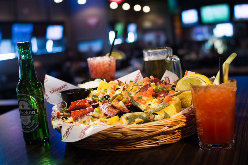 Reasons to eat out in Edmonton, Canada - The Canadian Brewhouse