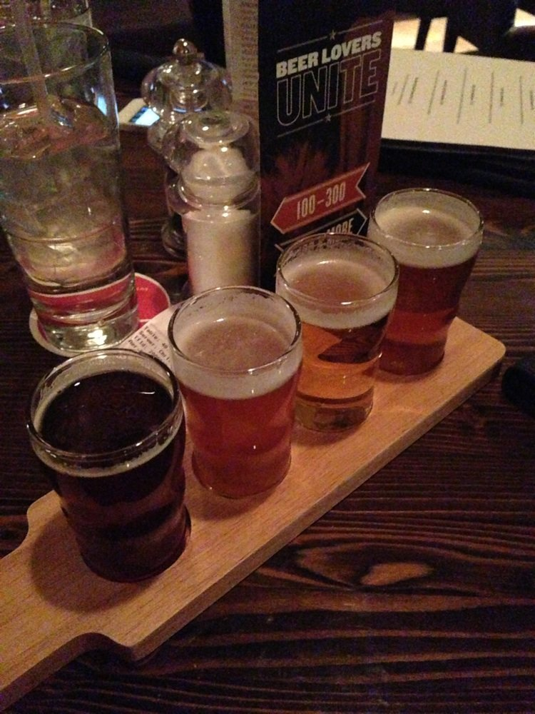 Reasons to eat out in Edmonton, Canada - The Underground Tap & Grill