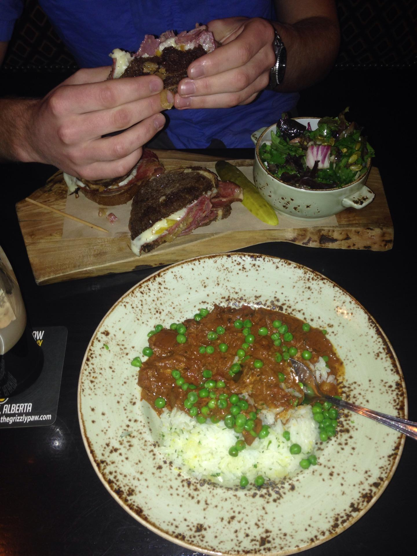 Reasons to eat out in Edmonton, Canada - Fionn MacCool's Edmonton City Centre