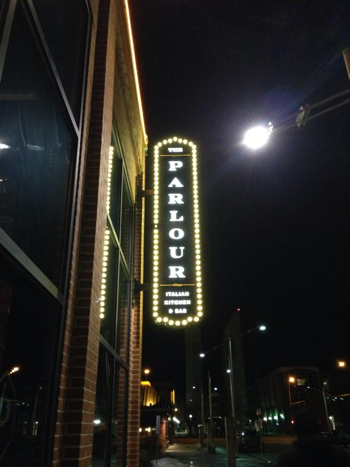 Reasons to eat out in Edmonton, Canada - The Parlour