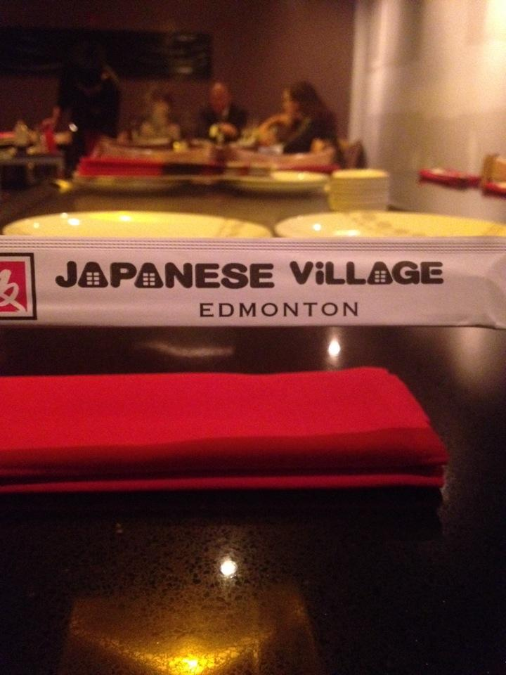 Reasons to eat out in Edmonton, Canada - Japanese Village