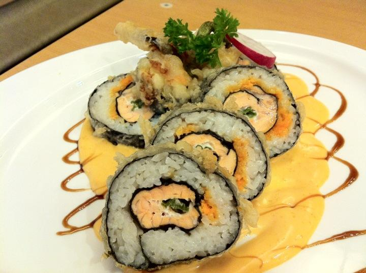 Reasons to eat out in Edmonton, Canada - Mikado
