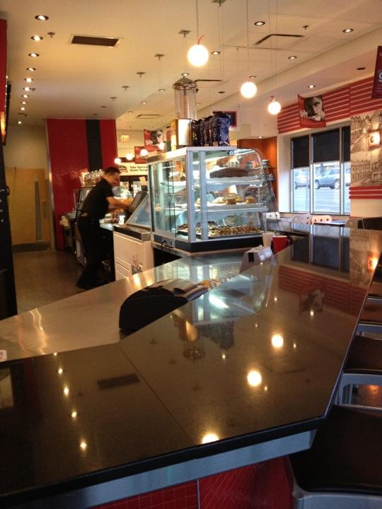 Reasons to eat out in Edmonton, Canada - Caffè Sorrentino - 109