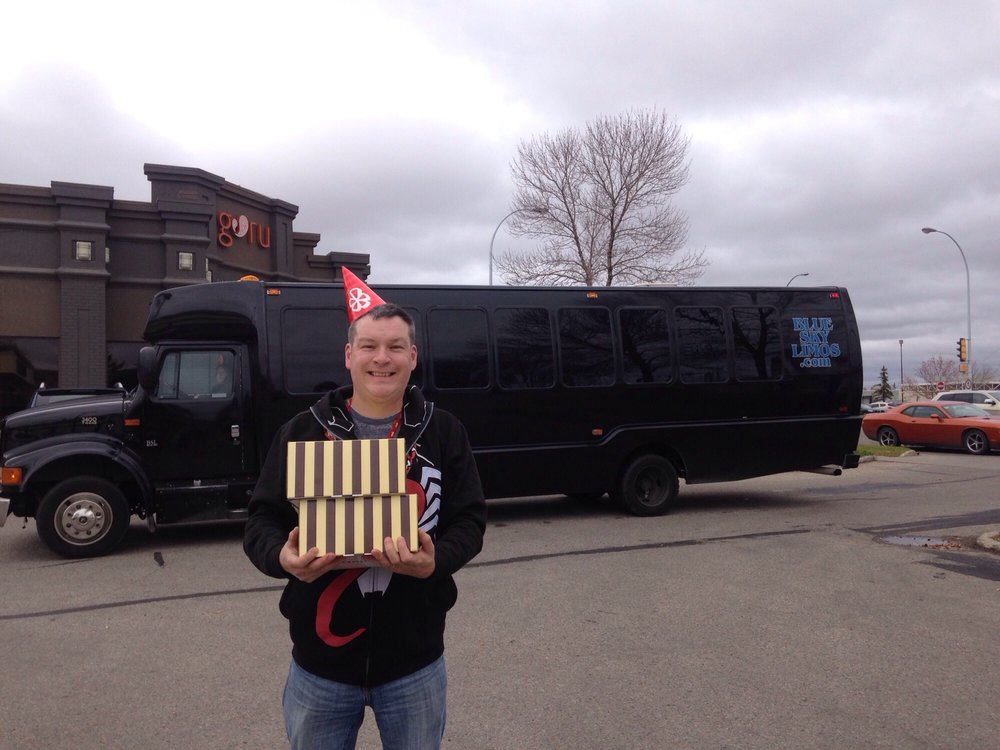 Reasons to stay in Edmonton, Canada - Blue Sky Limos