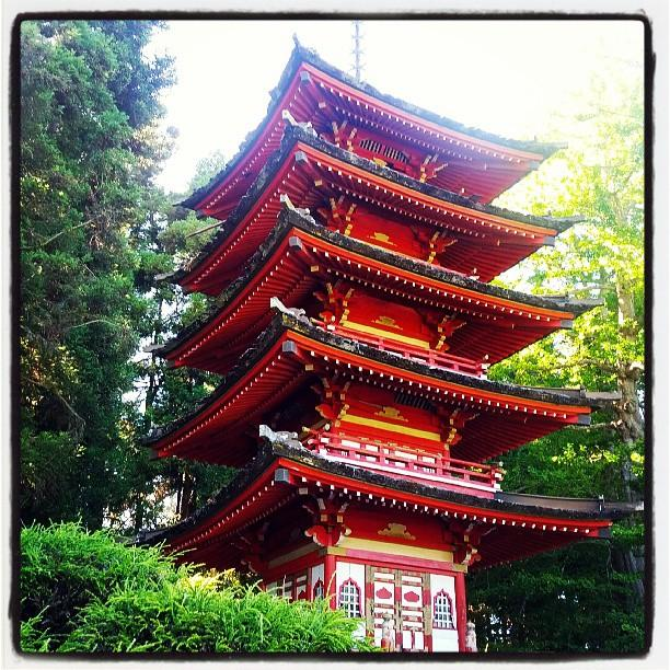 Reasons to visit San Francisco - Japanese Tea Garden