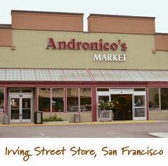 Reasons to visit San Francisco - Andronico's Market