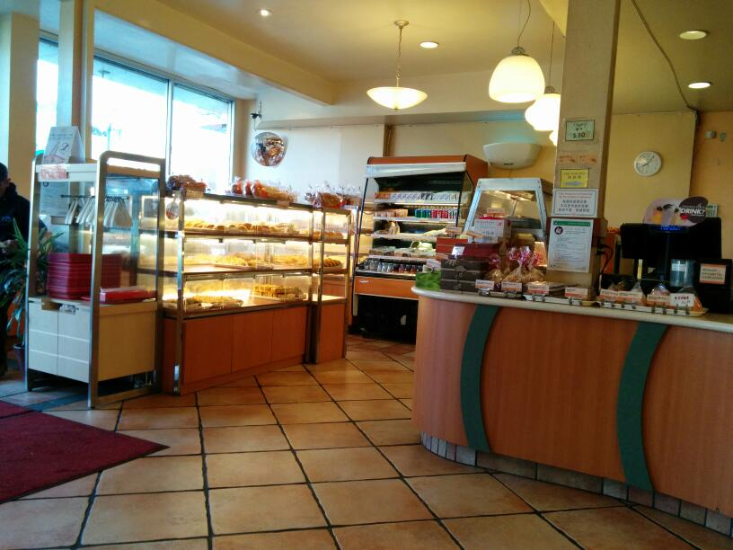 Reasons to visit San Francisco - Sheng Kee Bakery Store#1