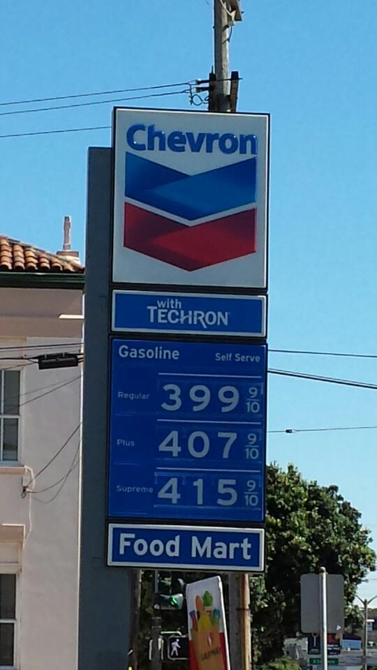 Reasons to visit San Francisco - Chevron