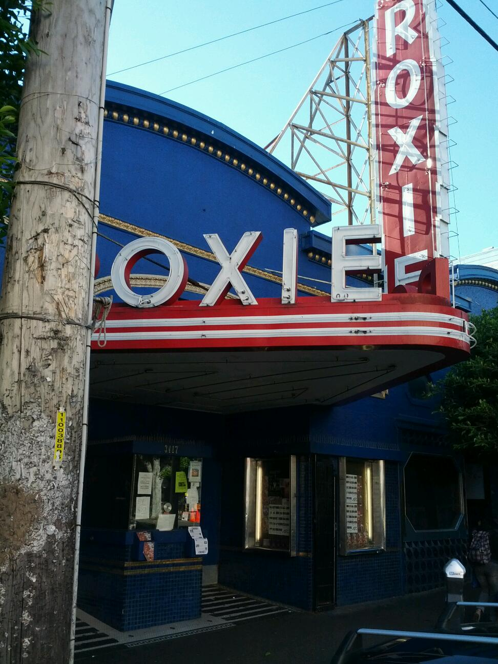 Reasons to visit San Francisco - Roxie Theater