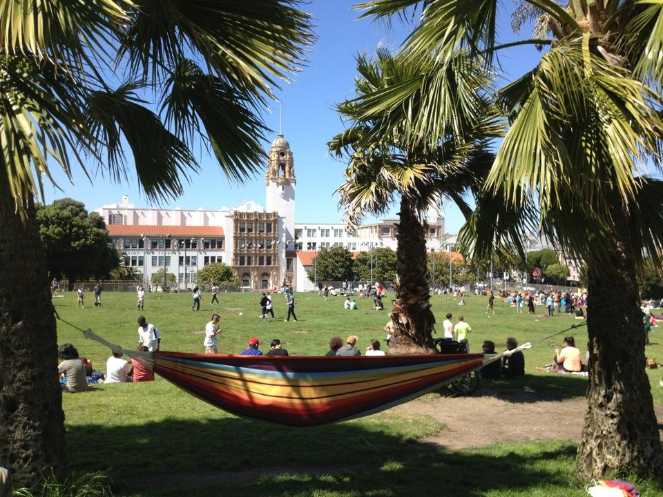 Reasons to visit San Francisco - Mission Dolores Park