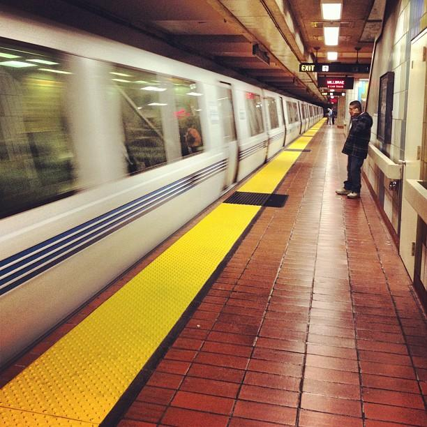 Reasons to visit San Francisco - 16th St. Mission BART Station