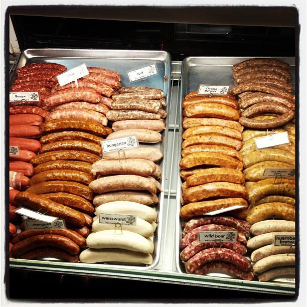 Reasons to visit San Francisco - Rosamunde Sausage Grill