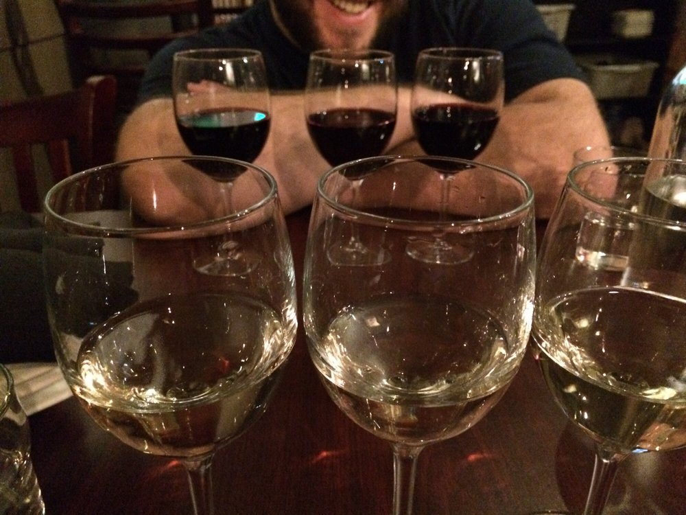 Reasons to eat out in Denver - Caveau Wine Bar