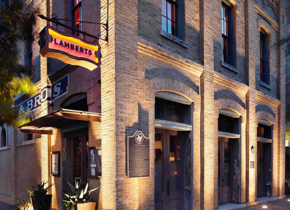 Reasons to drink in Austin - Lamberts Downtown Barbecue