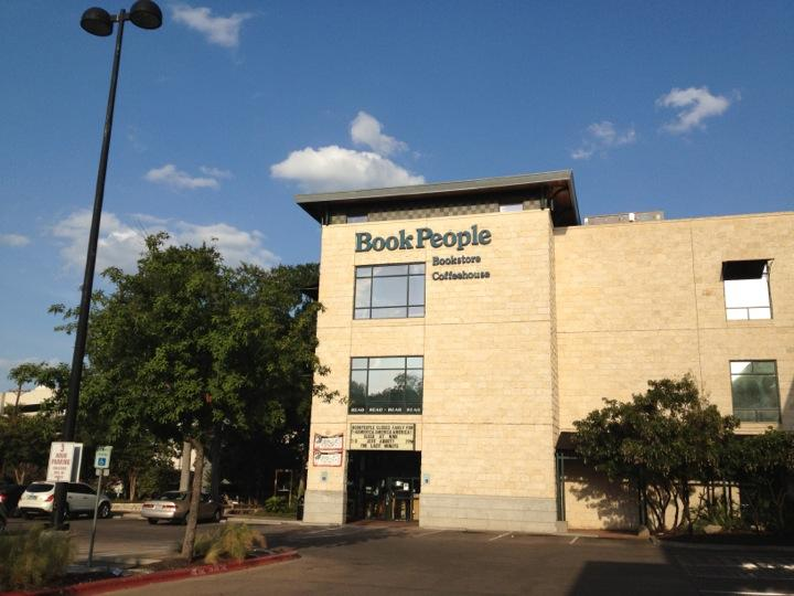 Reasons to drink in Austin - BookPeople