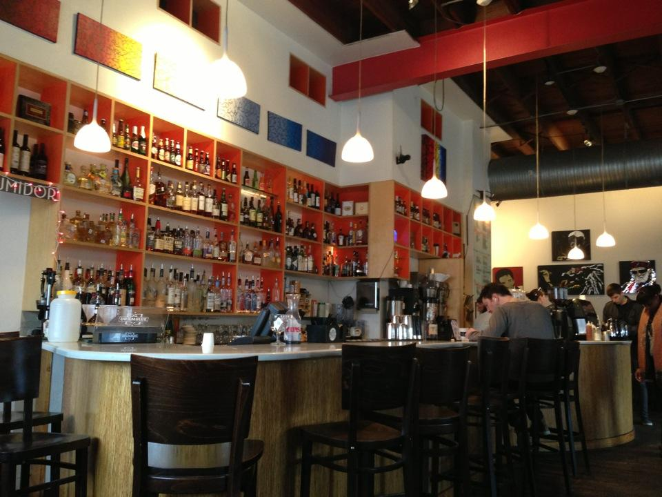 Reasons to drink in Austin - Halcyon Coffee, Bar & Lounge