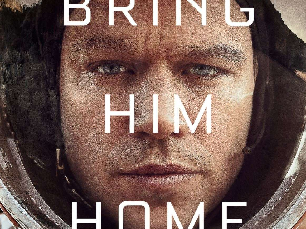 Reasons why 'The Martian' is set to be an epic movie - It's about good people being good to each other