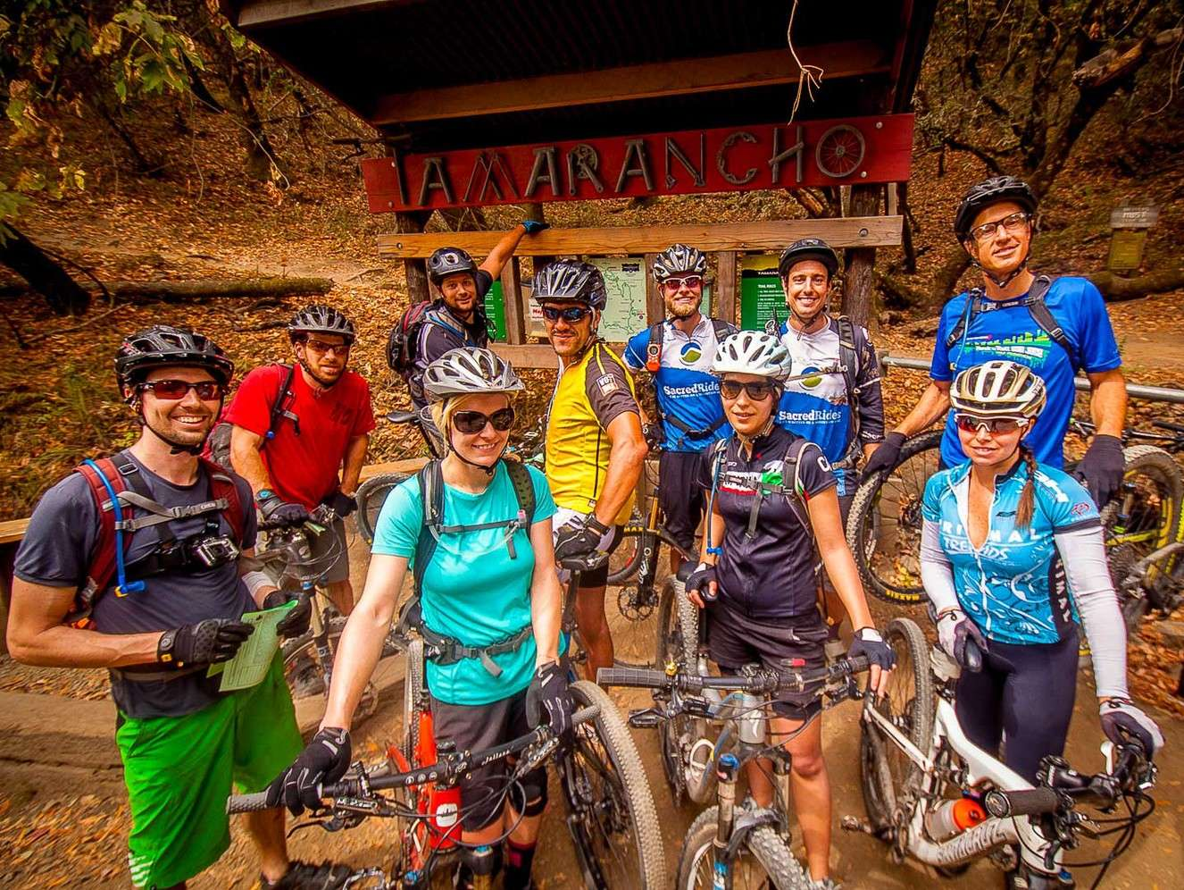 Reasons to Mountain Bike in the USA - Camp Tamarancho – Marin, California