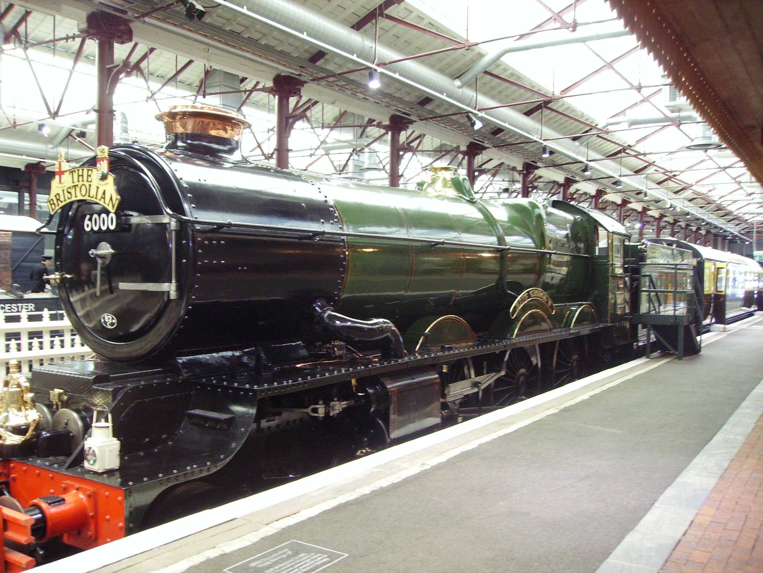 Reasons to wend your way in Wiltshire, England - Museum of the Great Western Railway