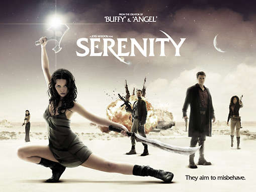 Reasons we still love Firefly and aren't over it's cancellation - The movie Serenity
