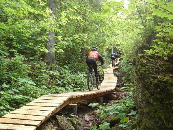 Reasons to Mountain Bike in the USA - Copper Harbor