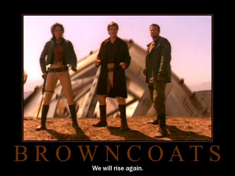 Reasons we still love Firefly and aren't over it's cancellation - The Browncoats