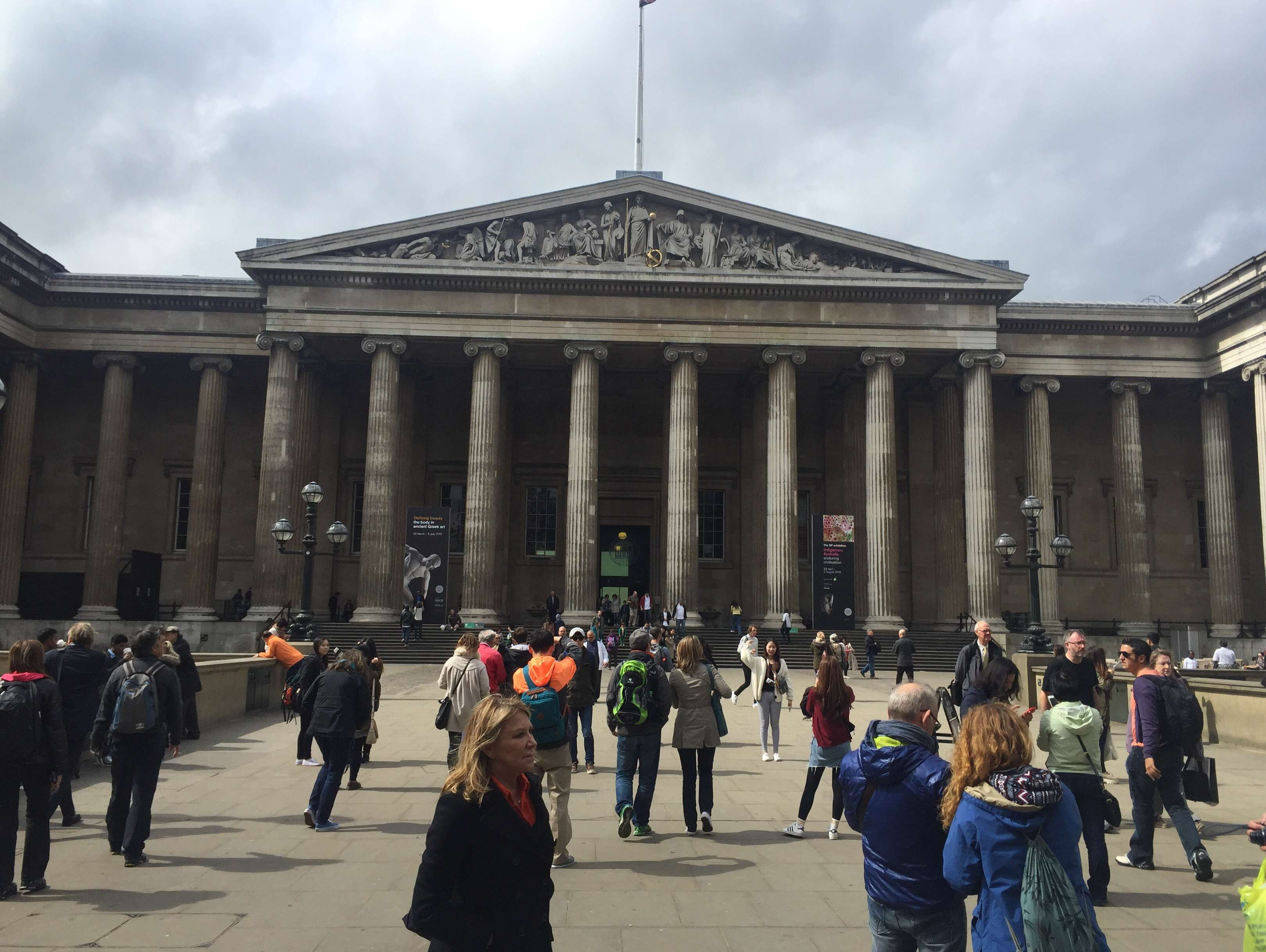 Reasons to live it large in London, England. - The British Museum
