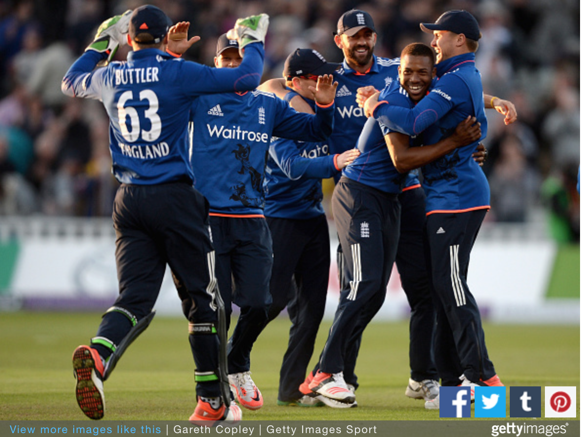 Reasons England's one day cricket win over New Zealand on June 9th 2015 was so EPIC