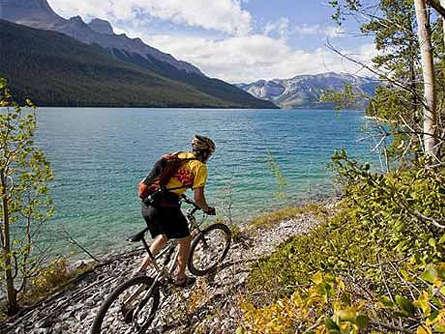 Reasons to Mountain Bike in the USA - Banff, Alberta