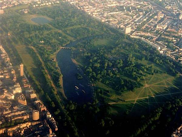 Reasons to live it large in London, England. - Hyde Park