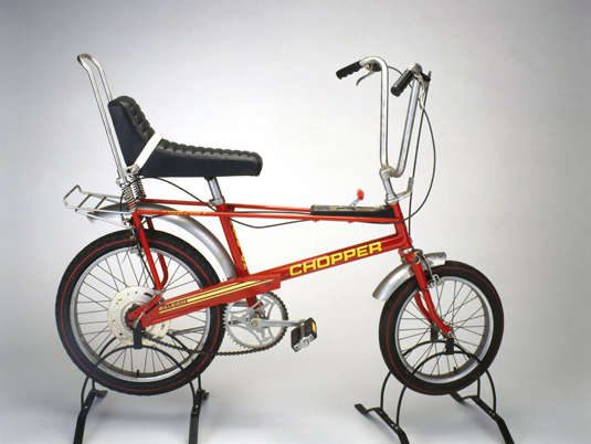 Reasons why the Chopper bicycle was literally the best bike ever made.