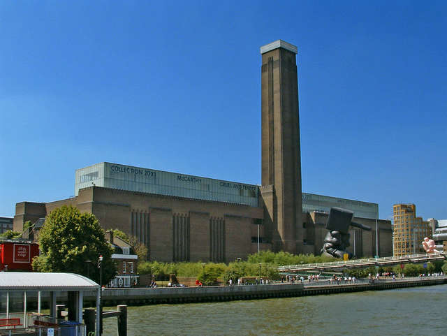 Reasons to live it large in London, England. - Tate Modern