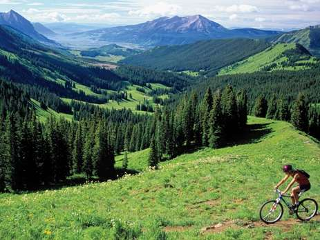 Reasons to Mountain Bike in the USA - Crested Butte