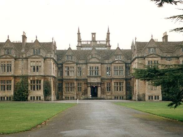 Reasons to wend your way in Wiltshire, England - Corsham Court