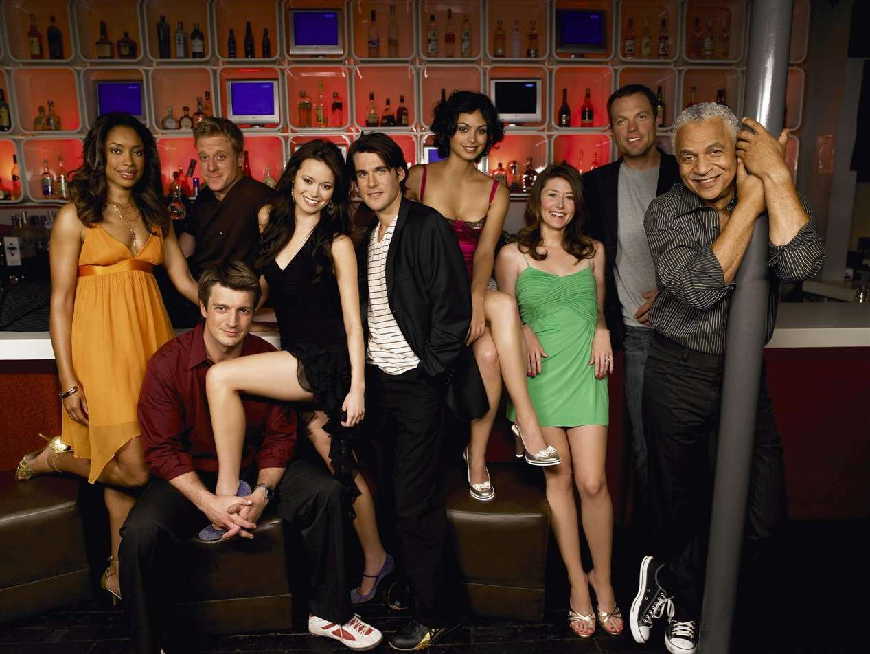 Reasons we still love Firefly and aren't over it's cancellation - The stellar cast